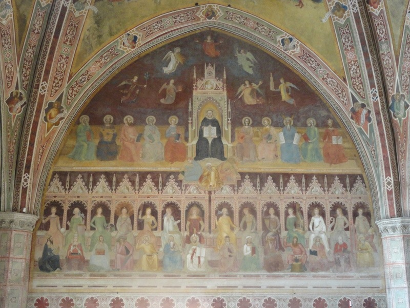 800x600 image of fresco